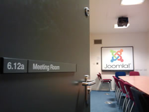 Join us in the meeting room